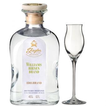 Ziegler Williamsbirnenbrand 43%vol.